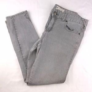FP Free People Ankle Slit Jeans Sz: 28W